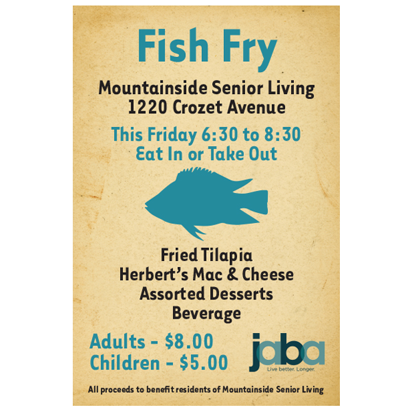 fish fry flyer template Success