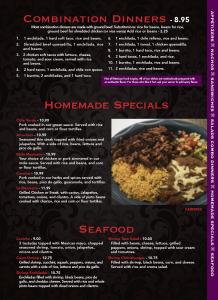 Cascabels menu 3