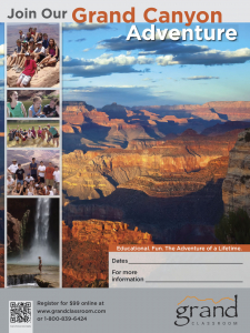Grand Canyon Poster1