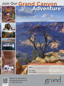 Grand Canyon Poster2