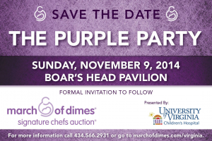 March of Dimes Postcard 1